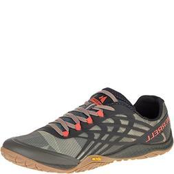 Merrell Men's Trail Glove 4 Runner, Vertical, 10.5 M US