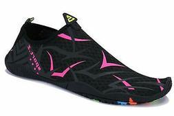 WXDZ Men Women Water Sports Shoes Quick Dry Barefoot Aqua So