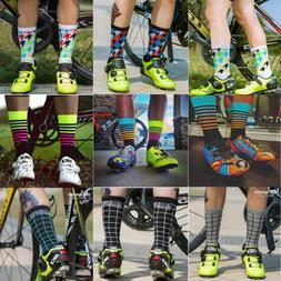 Mens Bicycle Cycling Riding Socks Running sports socks Caste