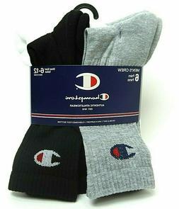 mens brand crew socks white black grey