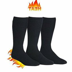 James Fiallo Mens Cold Resistant Super Thermal Boot Socks