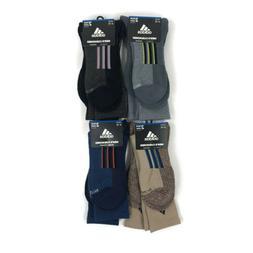 Adidas Mens Crew Socks Traxion Climalite Shoe Size 6-12 Vari