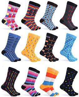 mens dress socks funky colorful socks