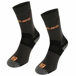 Salomon Mens Midweight 2 Pack Socks Outdoor Walking Trekking
