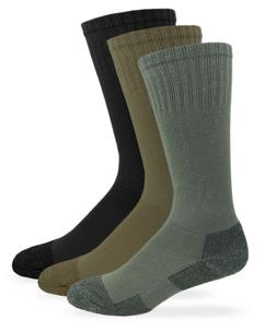Jefferies Socks Mens Military Blister Guard Mohair Wool Boot