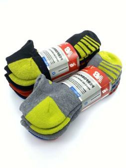 New Balance Mens No Show Socks Size 9-12.5 Two Bundles Of Si