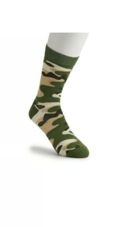 mens novelty socks camo