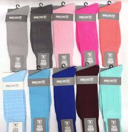 Mens Stacy Adams Socks Solid Color Dress Casual Socks Many C