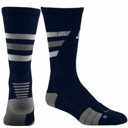 Adidas Mens Team Speed Climalite Traxion Crew Socks NAVY  SI