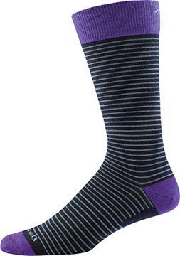 Darn Tough Merino Wool Classic Stripe Mid-Calf Socks - Men's