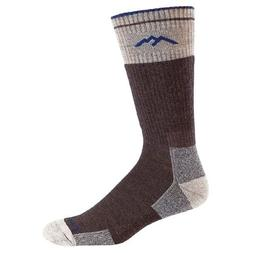 Darn Tough Merino Wool Cushion Boot Sock Chocolate, L