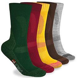 DANISH ENDURANCE Merino Wool Hiking & Trekking Socks