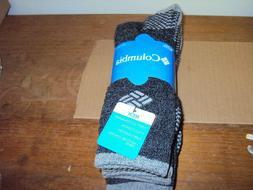 Columbia 4-pk. Moisture Control Mens Crew Socks