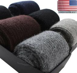 Mongolia 100% Wool Cashmere Thick Socks Warm & Comfortable &