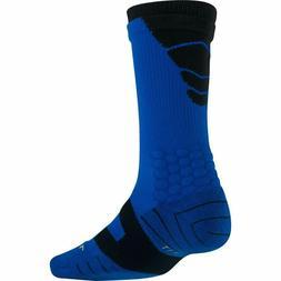 Navy Blue & Black Men's XL 12-15 Nike Vapor Cushioned  Footb