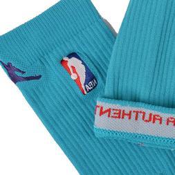NEW AIR JORDAN NBA LOGO ELITE QUICK CREW RAPID TEAL SOCKS XL