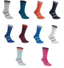 New Nike Court Essential Tennis Crew Dri-Fit Socks Large SX6