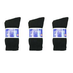 New Diabetic Crew Socks Circulatory Health Cotton Loose Fit