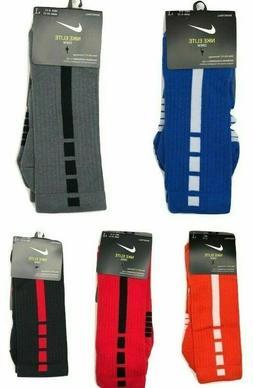 New Nike Elite 1.5 Cushion Crew Dri Fit Socks Improved Light