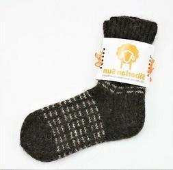 New Handmade 100% Wool Socks Outdoors Fishing Hiking Hunting