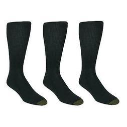 New Gold Toe Men's Extended Size Fluffies Dress Socks