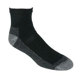 New Fruit of the Loom Men's Short Boot Work Socks