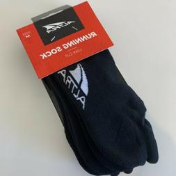 NEW Altra Running Socks 3 Pack Low Cut Black Size Med Unisex