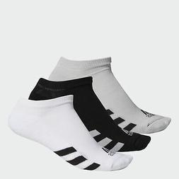 adidas No-Show Socks 3 Pairs Men's