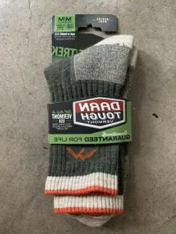 NWT Darn Tough Hiker Micro Crew Cushion Socks - Men's Olive
