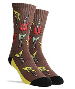 Oooh Yeah Men's Crew Funny Novelty Socks Athletic It's Elect