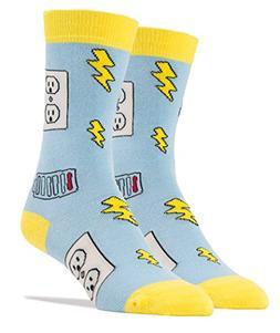 Oooh Yeah Socks ! - Mens Crew - Recharge
