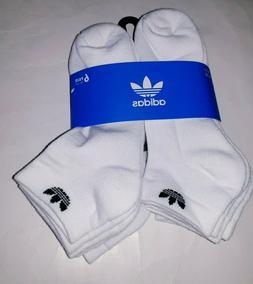 ADIDAS Originals Mens Athletic Socks 6pk low-cut socks