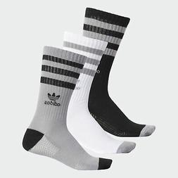 adidas Originals Roller Crew Socks 3 Pairs Men's