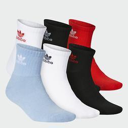 adidas Originals Roller High Quarter Socks 3 Pairs Men's