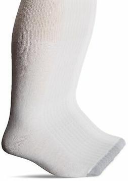 Hanes Men's Over-the-Calf Tube Socks 12-Pack