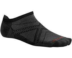 Smartwool Men's PhD Run Ultra Light Micro Socks  Large