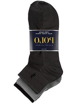 Polo Ralph Lauren Men's Cool Dry 3-Pack Socks 10-13