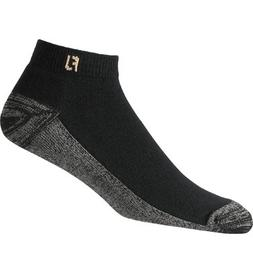 FootJoy ProDry Mens Sport Socks  - Black