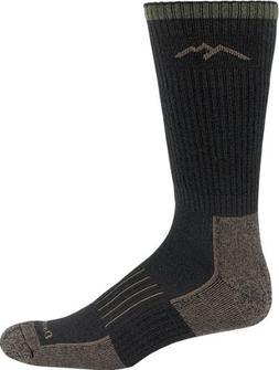 Darn Tough Scent-Lok Cush Wool Boot Socks Charcoal, CHARCOAL