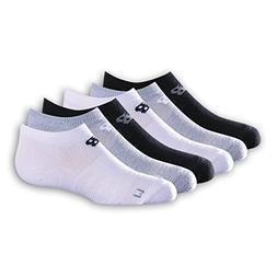 7e3ef2c7392ac New Balance Kids Unisex 6 Pack No Show Socks
