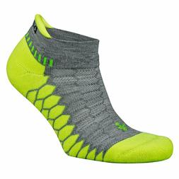 Balega Silver Antimicrobial No-Show Compression-Fit Running