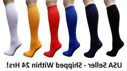 Soccer Socks Baseball Socks for men & women AS LOW AS $3.25