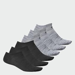 adidas Superlite No-Show Socks 6 Pairs Men's