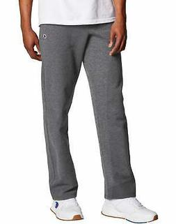 Champion Sweatpant Fleece Men Open Bottom Powerblend Sweat E