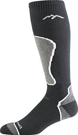 Darn Tough Thermolite Padded Cushion OTC Socks - Men's Black