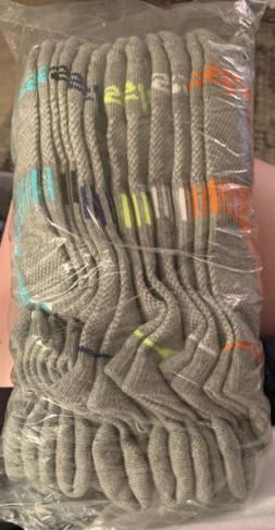 Tesla Tm-mzs05 Low Cut Socks 6 Pack NIP Size Large