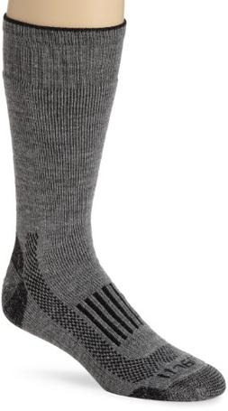 Carhartt Men's Triple Blend Thermal Boot Socks,  Heather Gre