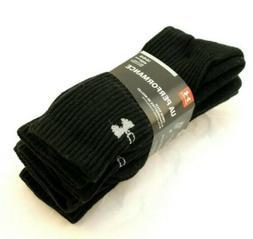 UnderArmour Heat Gear 4 Pair Pack Crew Socks