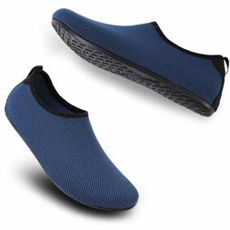 ALEADER Unisex Barefoot Beach Water Shoes Quick Drying Summe