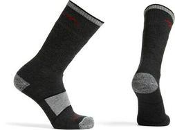 Darn Tough 1405 Black Wool Mens Hiker sock's M L XL Boot Wor